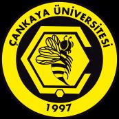 Çankaya University Logo